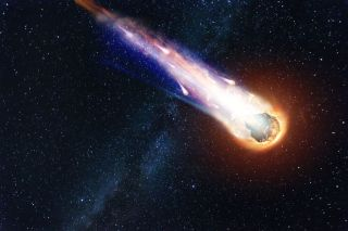 Small, icy bodies travel through a gateway region of space where they turn into comets.