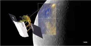 mercury and MESSENGER
