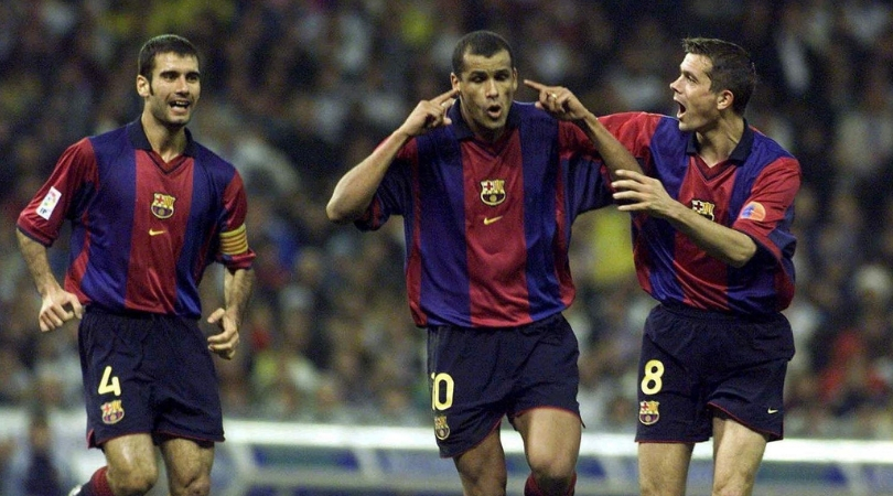 """Rivaldo remembers """"perfect"""" Barcelona bicycle kick in all-time great  hat-trick 