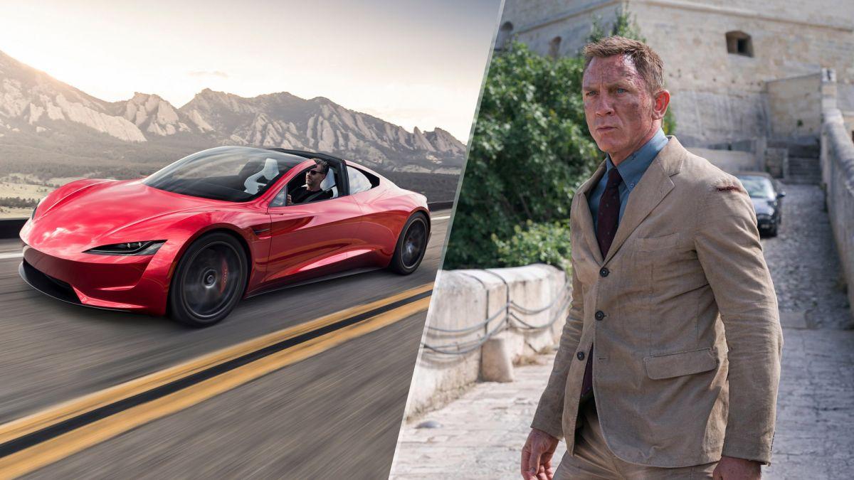 It's about time James Bond drove an electric car