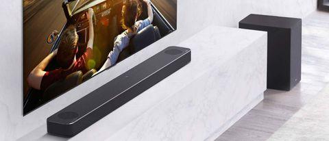 LG SN8YG soundbar review