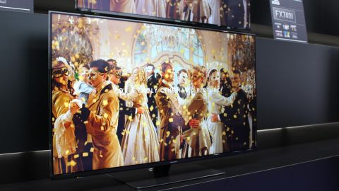 Hands on: Panasonic FX740 4K HDR LED TV review | TechRadar