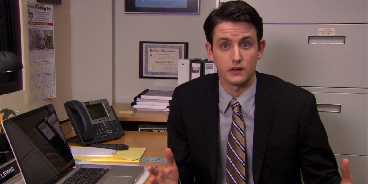 Zach Woods - The Office