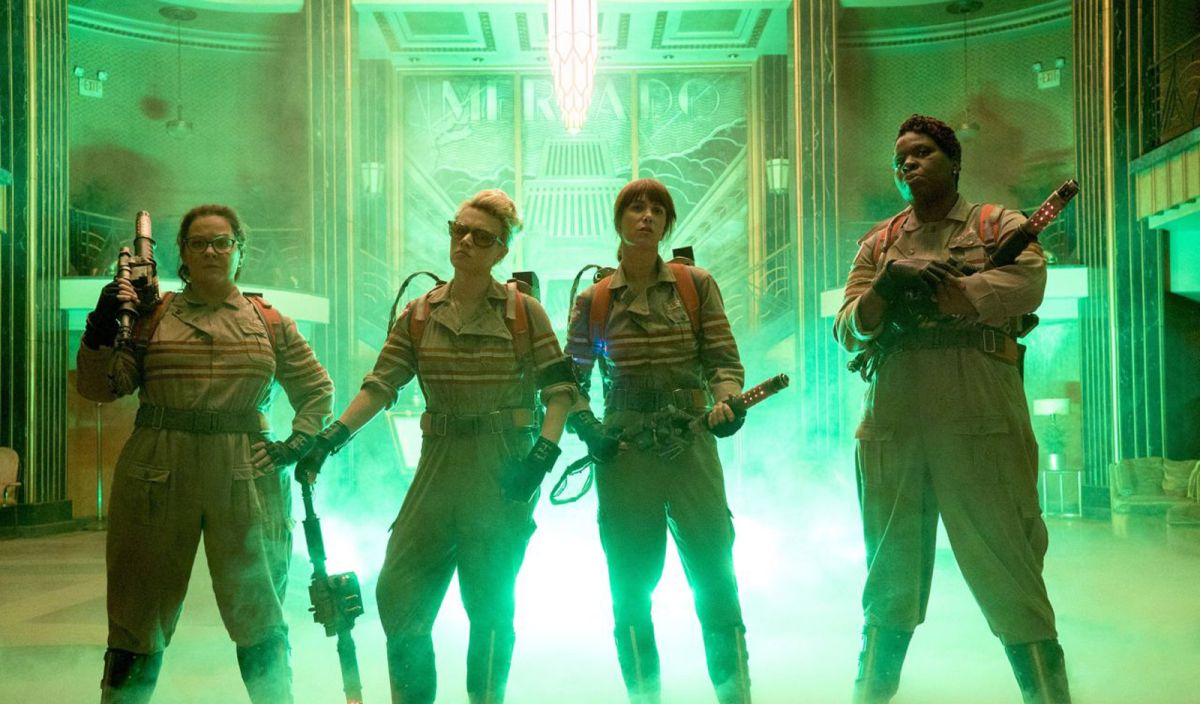 "Ghostbusters' villain is ""the ultimate loner"" says director Paul Feig"