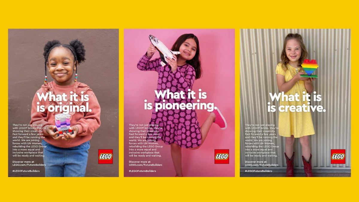 LEGO revives its most iconic ad – and your kids can take part