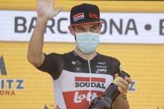 Volta Ciclista a Catalunya 2021 - 100th Edition - 7th stage Barcelona - Barcelona 133 km - 28/03/2021 - Thomas De Gendt (BEL - Lotto Soudal) - photo Luis Angel Gomez/BettiniPhoto©2021
