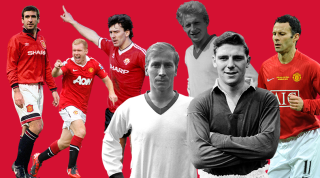 best manchester united players the 11 greatest of all time fourfourtwo fourfourtwo