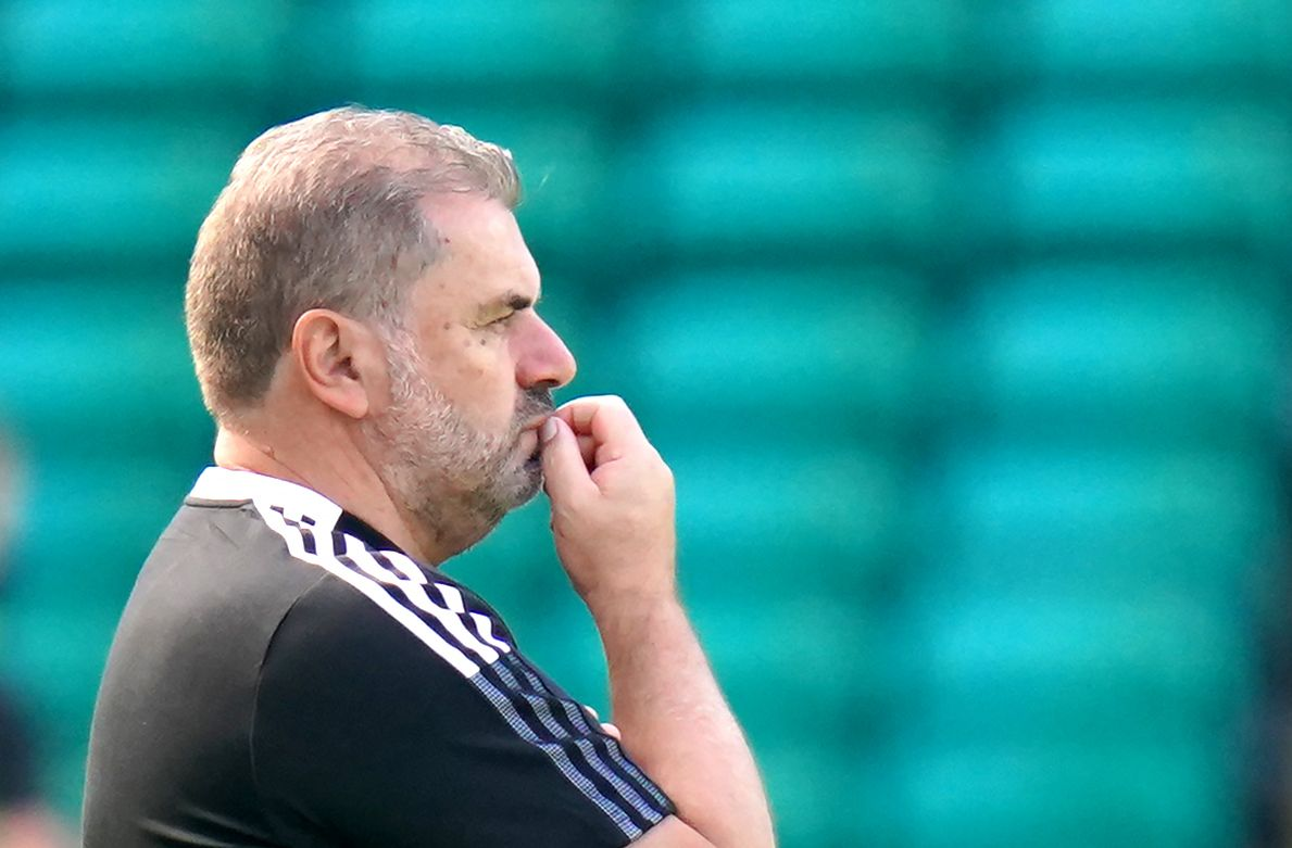 Ange Postecoglou calls on Celtic to come together to get through European test