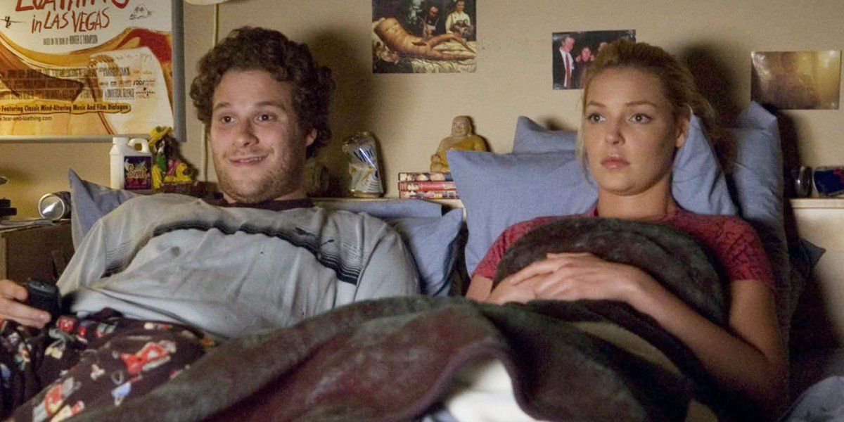 Seth Rogen, Katherine Heigl - Knocked Up