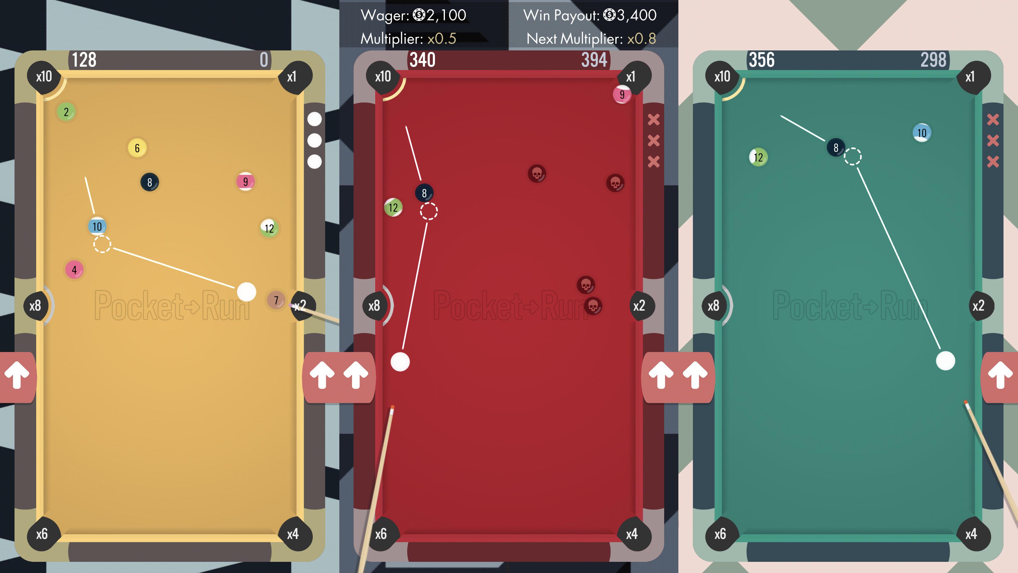 Pocket Run Pool