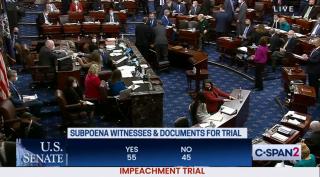 Impeachment witnesses