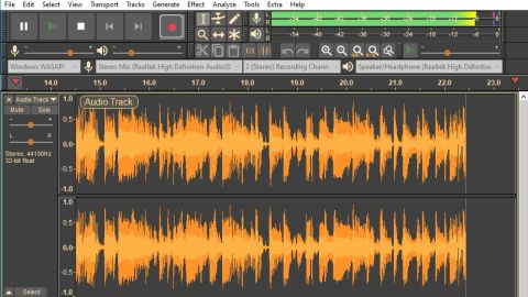 Audacity is a powerful, yet free, audio editing suite... but is it the one for you?