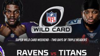 ESPN Plus NFL Wild Card Playoff Game