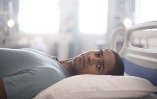 Jamie McCain (ALFRED ENOCH) in series two of BBC1'sTrust Me
