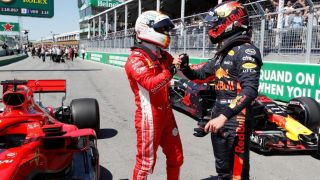 Stream F1 live from the Canada Grand Prix