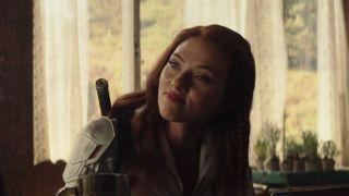 Scarlett Johansson Black Widow still