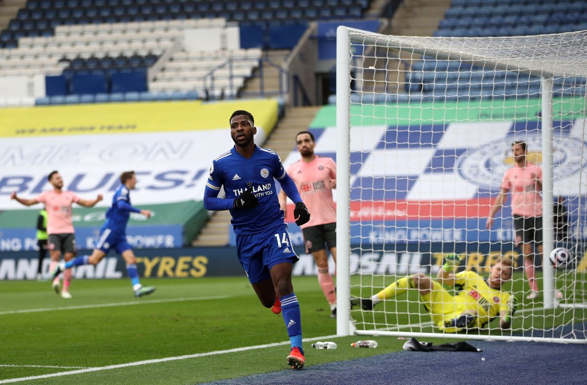 Kelechi Iheanacho insists his belief never wavered during year-long goal drought