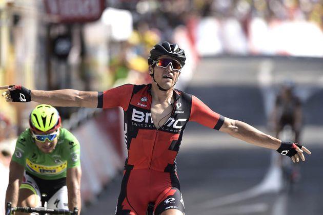 Greg Van Avermaet pips Peter Sagan to win Tour de France stage 13 ... c86726493