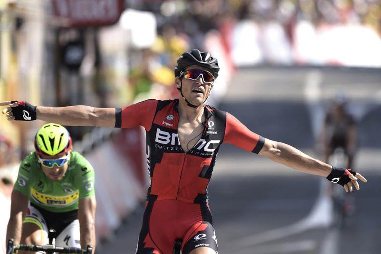 Greg Van Avermaet wins stage 13 of the 2015 Tour de France