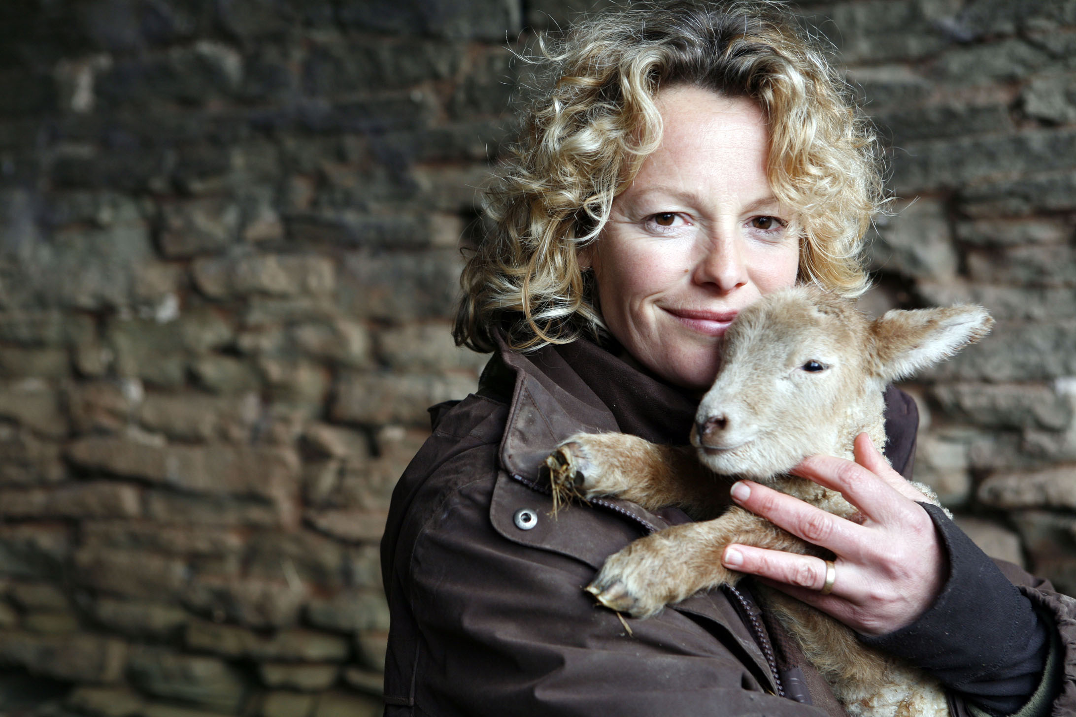 Lambing Live's Kate Humble: 'I don't want to sob!'