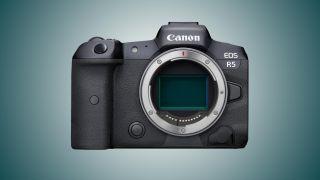 canon EOS R5 tops sales list