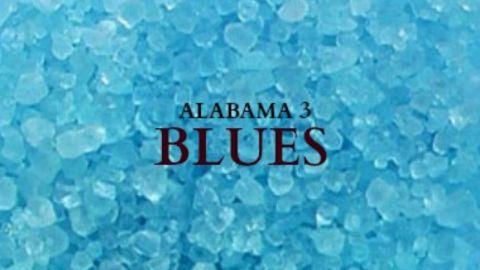 Alabama 3 Blues album cover