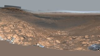 This 1.8 BILLION pixel panorama of Mars is out of this world!