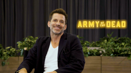 Zack Snyder 'Army of the Dead' Interview
