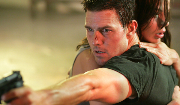 Mission Impossible III Julia Revives Ethan