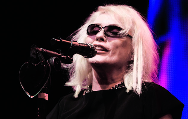 Blondie bring the noise as Bradley Walsh welcomes the legendary rockers, to the London Palladium tonight