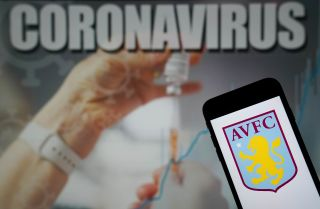 Coronavirus – Sport Logo Stock
