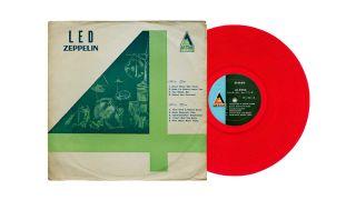 Led Zeppelin I - cover variant
