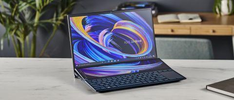 Asus ZenBook Duo 14 UX482E