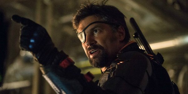 Manu Bennett Deathstroke Arrow