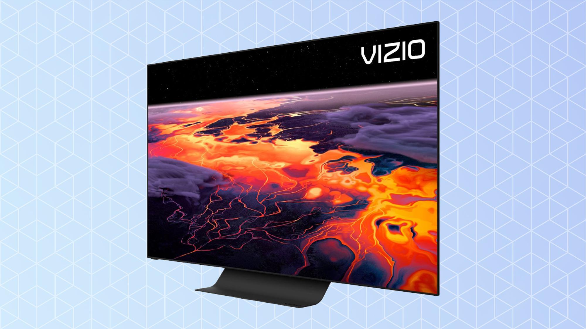 best TV: Vizio OLED TV (OLED55-H1)