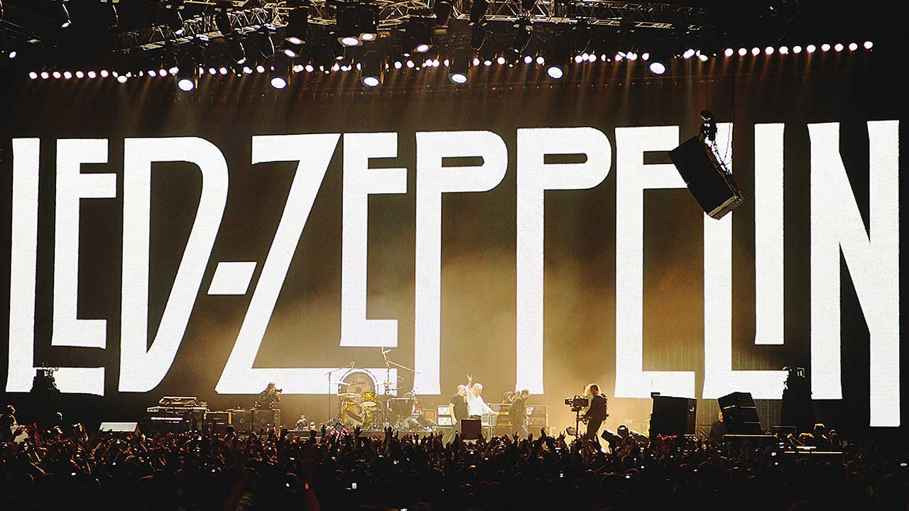 Led Zeppelin at the O2 Arena, London: live review | Louder