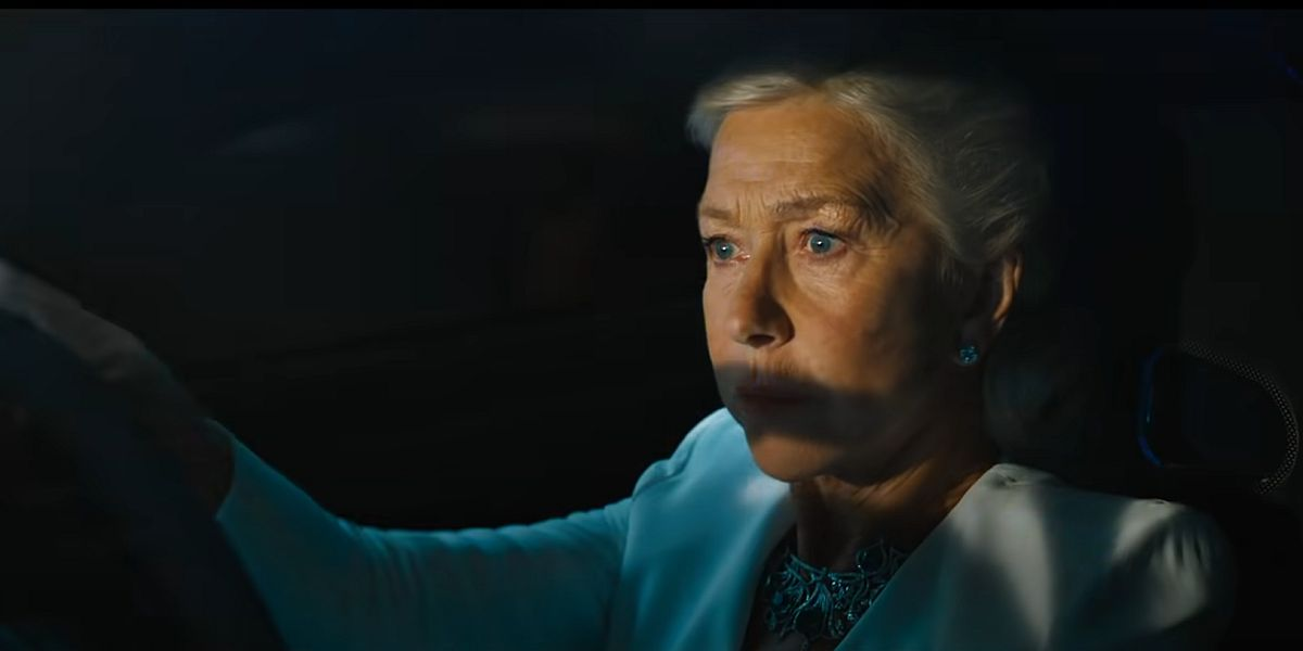 F9's Helen Mirren On 'Dream' Of Driving In The Fast And Furious