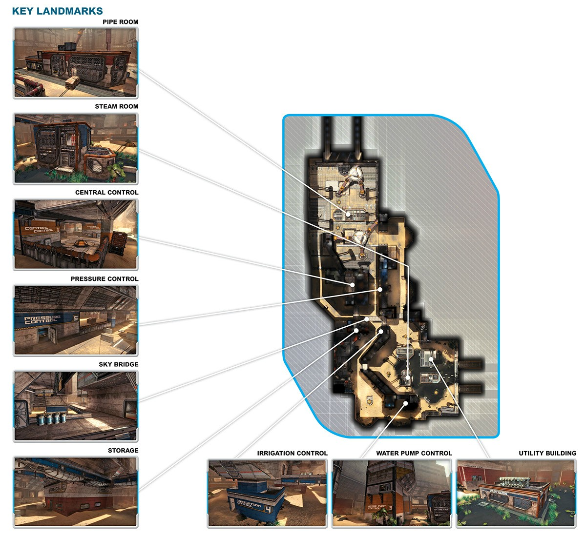Titanfall Top-Down Map Images Leaked #30730