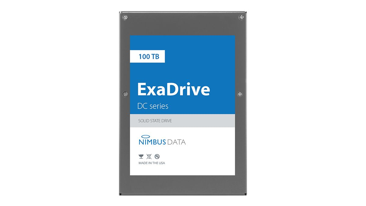 At 100TB, the world's biggest SSD gets an (eye-watering) price tag