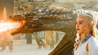 dragons, fire, breathe fire, daenerys targaryen