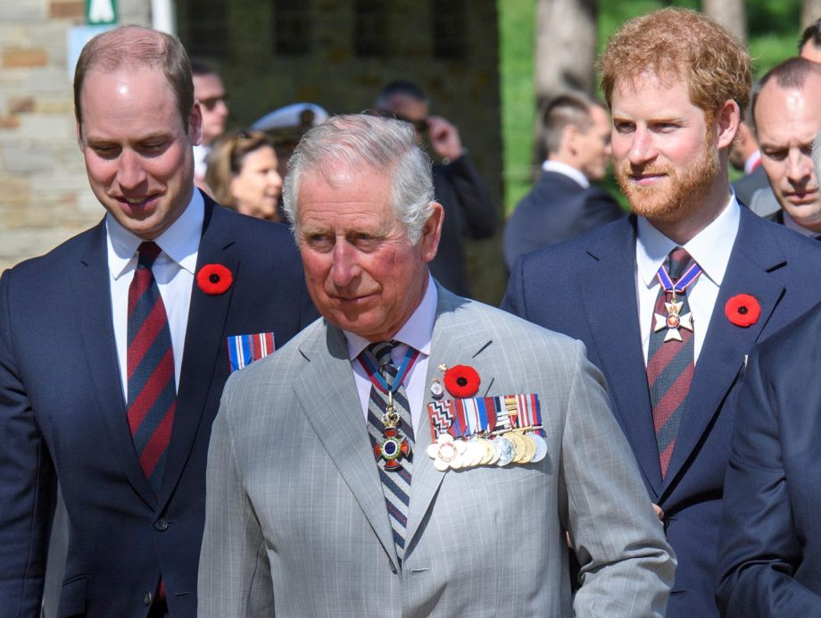Prince Charles, Prince William, and Prince Harry plan rare night out together for this important reason