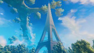 Valheim Eiffel Tower