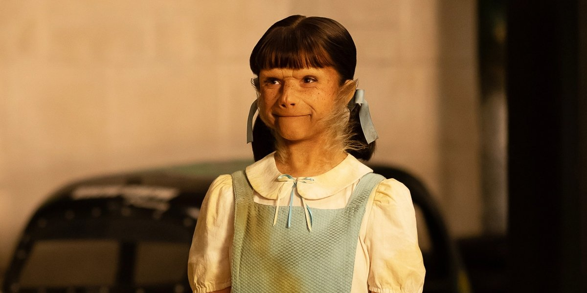 Dorothy in Doom Patrol Season 2