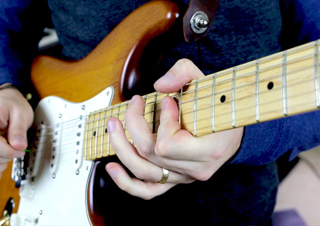 How to Master the Habits of Stevie Ray Vaughan   Guitarworld