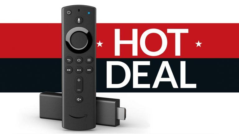 Amazon Spring Sale deal Fire TV Stick 4K