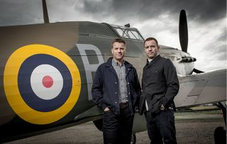 Ewan McGregor on RAF at 100: 'They even let us do a practice dogfight'