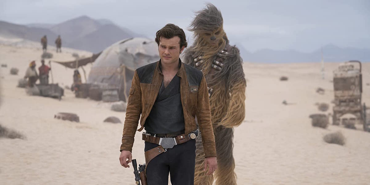 Solo 2 Unlikely To Happen At Disney+, According To The Writer
