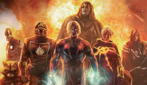 Adam Warlock Guardians of the Galaxy Annihilation Conquest