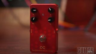 One Control has released the Dyna Red Distortion 4K