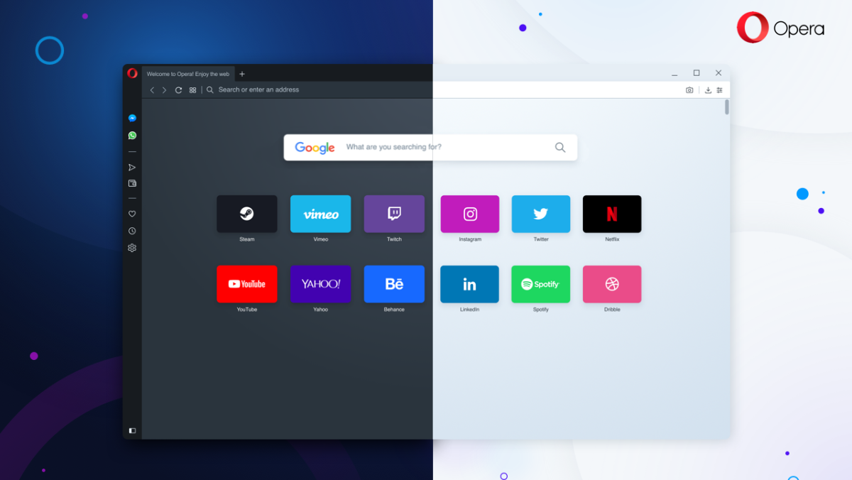 Opera Launches Reborn 3: A Desktop Browser With A Free VPN